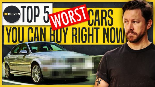 Top 5 WORST CARS you can buy right now